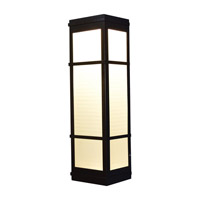 Access 20039LEDDMG-BRZ/RFR Metropolis LED 6 inch Bronze Wall Sconce Wall Light