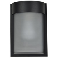 Destination 1 Light 10 inch Black Bulkhead