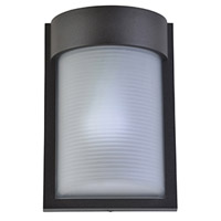 Access 20041LEDMG-BRZ/RFR Destination LED 10 inch Bronze Outdoor Wall Sconce  photo thumbnail