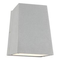 Access 20050LEDDMG-SAT Edge LED 6 inch Satin ADA Wall Sconce Wall Light