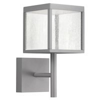 Access 20080LED-SG/SDG Reveal LED 15 inch Satin Gray Outdoor Wall Sconce