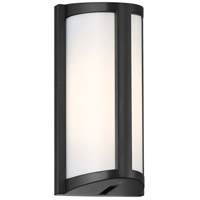 Access Black Steel Wall Sconces