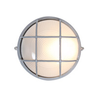 Nauticus LED Satin Bulkhead