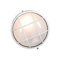 Nauticus LED White Bulkhead