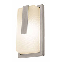 Access Lighting Neptune 1 Light Outdoor Wall in Satin 20333MG-SAT/RFR