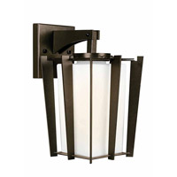 Access Lighting Nereus 1 Light Wet Location Wall Lantern in Bronze 20340-BRZ/OPL photo thumbnail