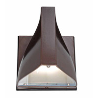 Access Lighting Caso 1 Light Outdoor Wall in Bronze 20345-BRZ/FST alternative photo thumbnail