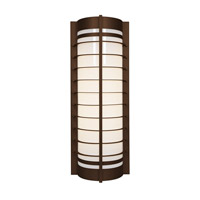 Access Lighting Kraken 2 Light Wet Location Wall Fixture in Bronze with Acrylic Glass 20346MG-BRZ/ACR