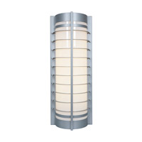Access Kraken 2 Light Wall Sconce in Satin 20346-SAT/ACR