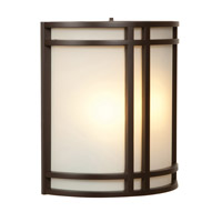 Artemis 2 Light Bronze Outdoor Wall