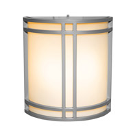 Access Lighting Artemis 2 Light Outdoor Wall in Satin 20362-SAT/OPL