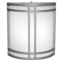 Access 20362LEDDLP-SAT/OPL Artemis LED 12 inch Satin Outdoor Wall Sconce