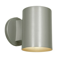 Access Lighting Poseidon 1 Light Outdoor Wall in Satin 20363-SAT
