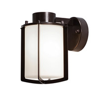 Access Lighting Totana 1 Light Outdoor Wall in Bronze 20371MG-BRZ/OPL photo thumbnail
