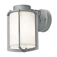 Access Lighting Totana 1 Light Outdoor Wall in Satin 20371MG-SAT/OPL