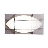Access Lighting Tyro 1 Light Outdoor Wall in Satin 20372-SAT/OPL