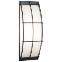 Access 20373-BRZ/OPL Tyro 1 Light 5 inch Bronze Outdoor Wall