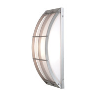 Access 20373-SAT/OPL Tyro 1 Light 5 inch Satin Outdoor Wall alternative photo thumbnail