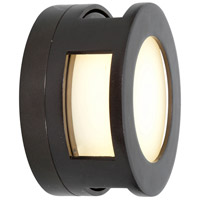 Access Nymph 1 Light Wall Sconce in Bronze 20375LEDMG-BRZ/FST