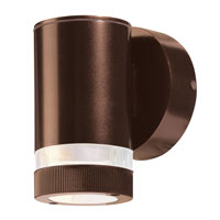 Access Lighting ZyZx Bronze  / Clear Glass Sconces 20386LED-BRZ/CLR photo thumbnail