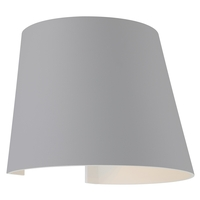 Access 20399LEDMGCNE-SAT Cone LED 6 inch Satin Wall Washer