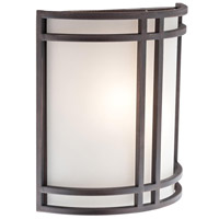 Access Lighting Artemis 2 Light Sconce in Oil Rubbed Bronze 20420-ORB/OPL alternative photo thumbnail