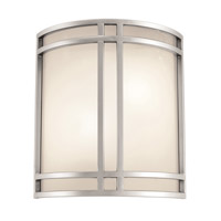 Access Lighting Artemis 2 Light Wall Sconce in Satin with Opal Glass C20420SATOPLEN1218BS