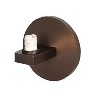 Access Lighting Fusion 1 Light Sconce in Bronze 20434-BRZ photo thumbnail