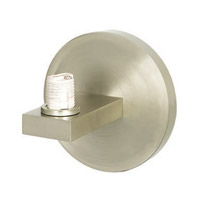 Access Lighting Fusion 1 Light Sconce in Brushed Steel 20434-BS