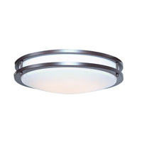 Access 20466GU-BRZ/ACR Solero 3 Light 18 inch Bronze Flush Mount Ceiling Light