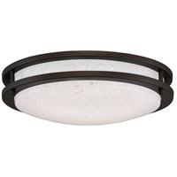 Access 20471LEDD-BRZ/SACR Sparc LED 14 inch Bronze Flush Mount Ceiling Light