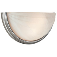 Access 20635LEDD-SAT/ALB Crest LED 13 inch Satin ADA Wall Sconce Wall Light