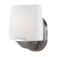 Access Lighting Sophia 1 Light Vanity in Satin 20641-SAT/OPL