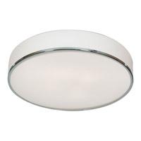 Access 20677LEDD-CH/OPL Aero LED 22 inch Chrome Flush Mount Ceiling Light