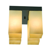 Access Lighting Turin 4 Light Flush Mount in Oil Rubbed Bronze 20735-ORB/ASC photo thumbnail