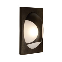 Rio 1 Light 14 inch Bronze Outdoor Wall Light