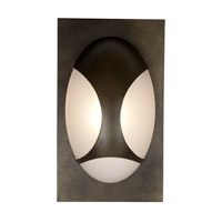 Rio 1 Light 16 inch Bronze Outdoor Wall Light