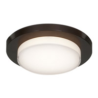 Access 20805LEDD-BRZ/ACR Link Plus LED 8 inch Bronze Flush Mount Ceiling Light