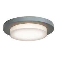 Link Plus LED 8 inch Satin Flush Mount Ceiling Light