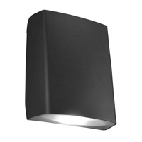 Access 20789LED-BL Adapt LED 7 inch Black Outdoor Wall Sconce alternative photo thumbnail