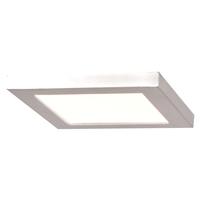 Access 20813LEDD-WH/ACR Boxer LED 6 inch White Flush Mount Ceiling Light