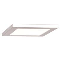 Access 20814LEDD-WH/ACR Boxer LED 8 inch White Flush Mount Ceiling Light