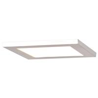 Access 20815LEDD-WH/ACR Boxer LED 10 inch White Flush Mount Ceiling Light