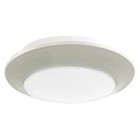 Access 20816LEDD-WH/ACR Relic LED 9 inch White Flush Mount Ceiling Light