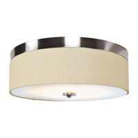 Access 20820LEDD-BS/ACR Mia LED 16 inch Brushed Steel Flush Mount Ceiling Light