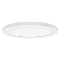 Access 20838LEDD-WH/ACR Modplus LED 12 inch White Flush Mount Ceiling Light Round