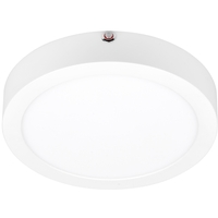 Access 20850LEDEM-WH/ACR ModPLUS LED 9 inch White Flush Mount Ceiling Light, Round photo thumbnail