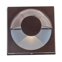 Access ZyZx 1 Light Wall Washer in Bronze 23061LEDMG-BRZ
