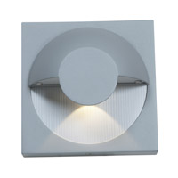 Access ZyZx 1 Light Wall Washer in Satin 23061LEDMG-SAT