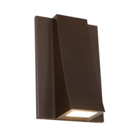 Access Lighting Archer 1 Light Wet Location LED Wallwasher in Bronze with Clear Glass 23062MGLED-BRZ/CLR photo thumbnail